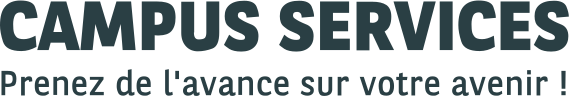 Logo de Campus Services